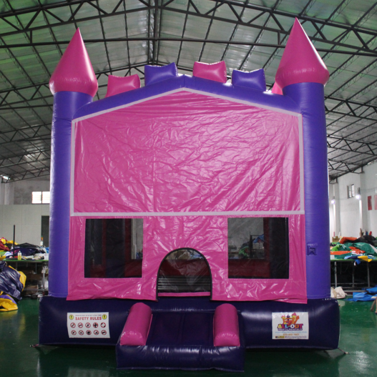 Princess Castle Bounce House-BH118