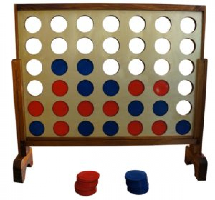 Giant Connect 4 Game